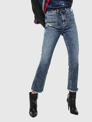 D-Earlie 0098W, Blu medio - Jeans