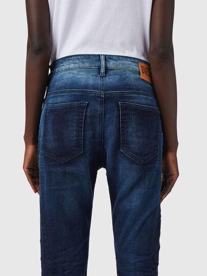 Diesel - Fayza JoggJeans® 069XX, Blu Scuro - Jeans - Image 4