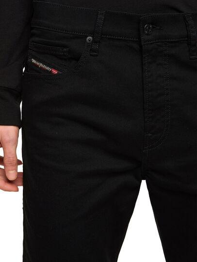 Diesel - D-Amny 069EI, Nero/Grigio scuro - Jeans - Image 3