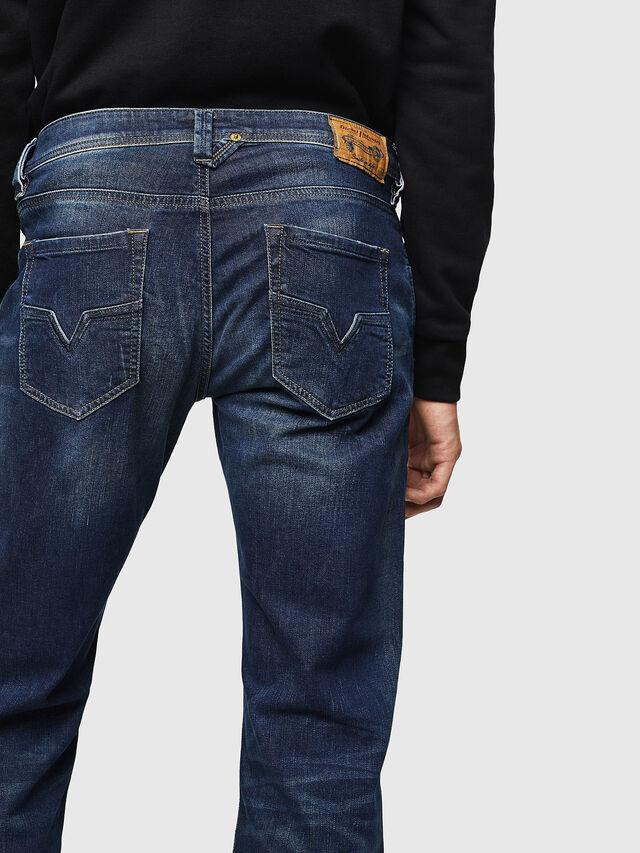 LARKEE 0853R, Blu Jeans