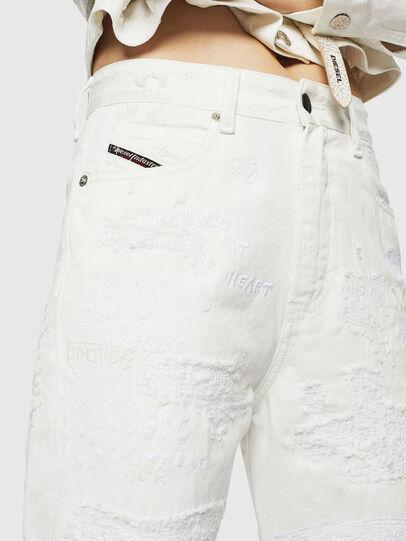 Diesel - D-Eiselle 069IJ, Bianco - Jeans - Image 3