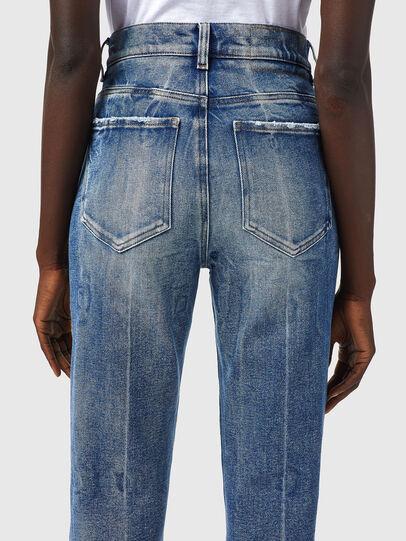 Diesel - D-Arcy 09A26, Blu medio - Jeans - Image 4