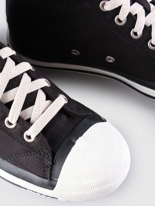 Diesel - EXPOSURE W, Nero/Bianco - Sneakers - Image 4