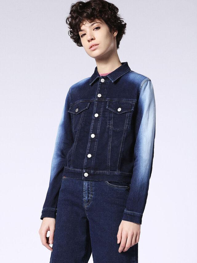 VELVET JOGGJEANS, Blu Jeans