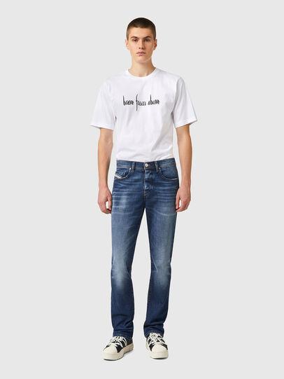 Diesel - D-Vocs 09A92, Blu medio - Jeans - Image 5