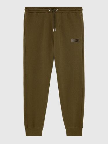 Pantaloni tuta con stampa logo