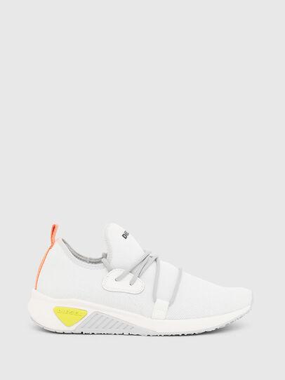 Diesel - S-KB SLE W, Bianco - Sneakers - Image 1