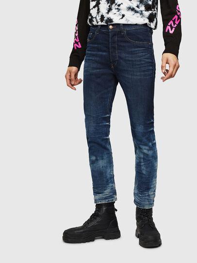 Diesel - D-Eetar 0097U, Blu Scuro - Jeans - Image 1