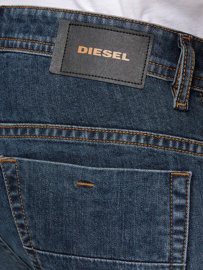 Diesel - Thommer 009DA, Blu Scuro - Jeans - Image 4