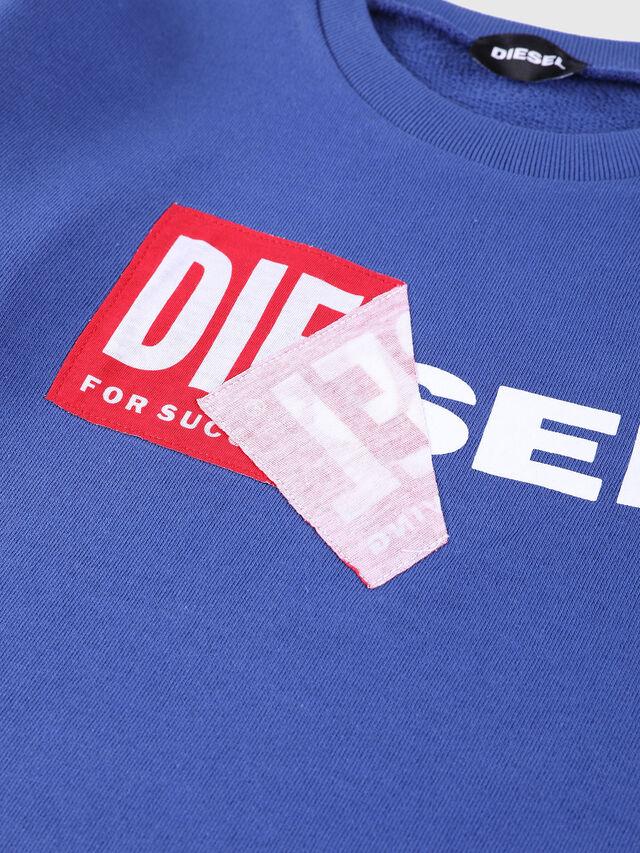 Diesel - SALLY OVER, Blu Ceruleo - Felpe - Image 3