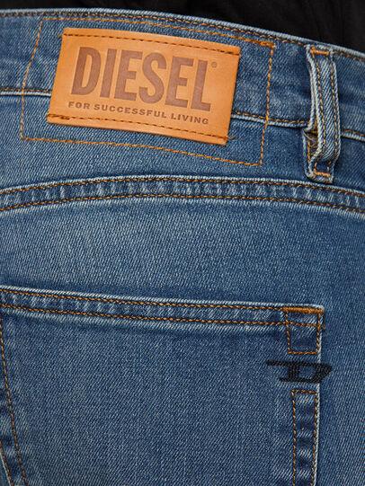 Diesel - D-Strukt 009EI, Blu medio - Jeans - Image 4