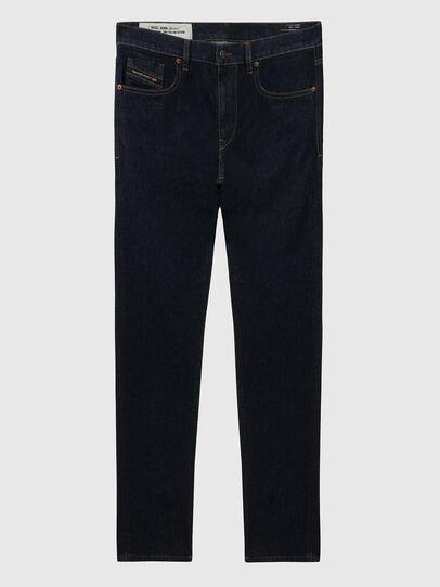 Diesel - D-Strukt A09HF, Blu Scuro - Jeans - Image 1