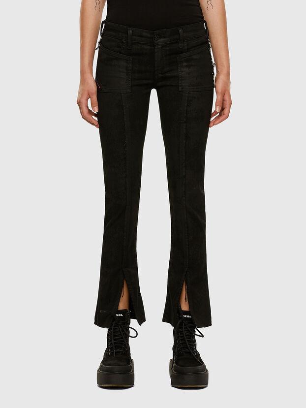 Slandy 069NG, Nero/Grigio scuro - Jeans