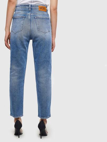 Diesel - D-Eiselle 0096X, Blu medio - Jeans - Image 2