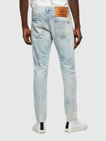 Diesel - D-Strukt 009TN, Blu Chiaro - Jeans - Image 2