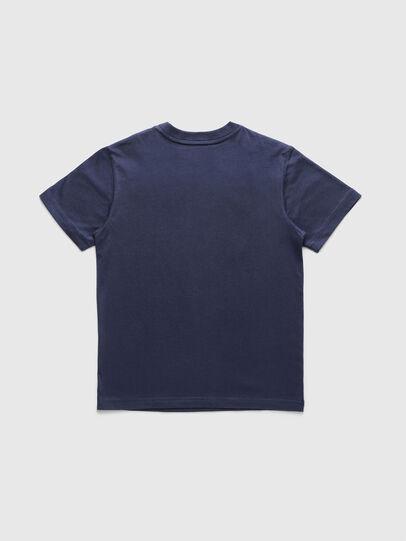 Diesel - TJUSTDIVISION, Blu Scuro - T-shirts e Tops - Image 2