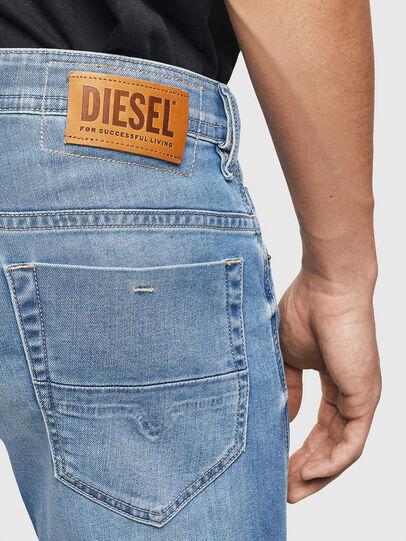 Diesel - Thommer 069MN, Blu Chiaro - Jeans - Image 4