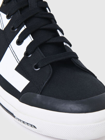 Diesel - S-ASTICO MID CUT, Nero/Bianco - Sneakers - Image 5