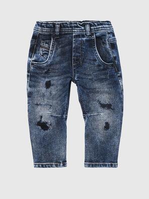 FAYZA-B-N JOGGJEANS, Blu medio - Jeans
