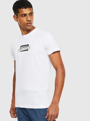 T-DIEGO-S7, Bianco - T-Shirts