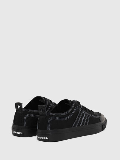 Diesel - S-ASTICO LOW LACE, Nero - Sneakers - Image 3