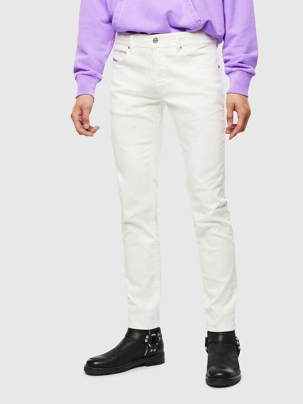 Thommer 069JU, Bianco - Jeans