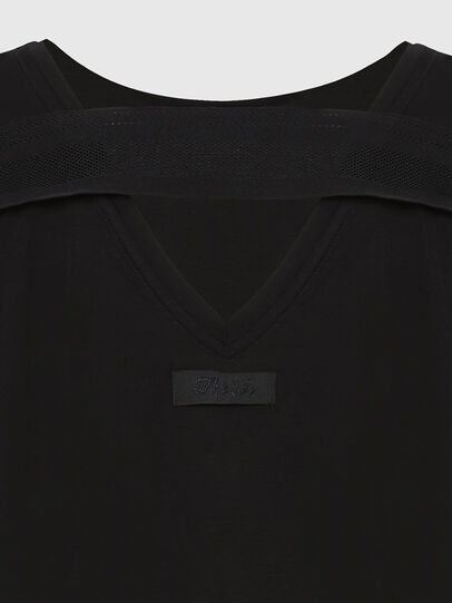 Diesel - T-RYLY, Nero - T-Shirts - Image 3