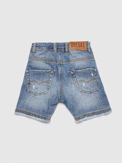 Diesel - PROOLYB-A-N, Blu Chiaro - Shorts - Image 2