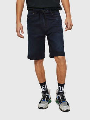 D-WILLOH CB JOGGJEANS, Blu Scuro - Shorts