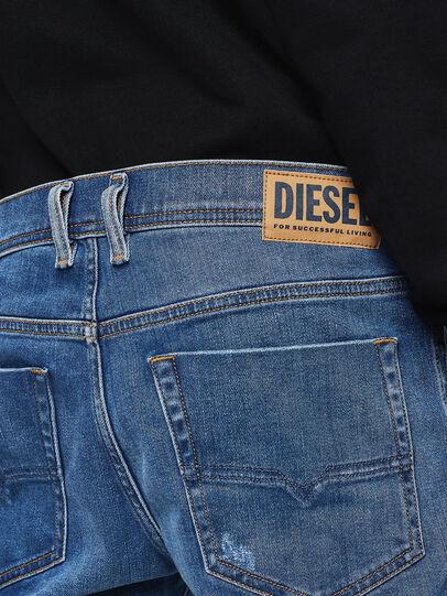 Diesel - Tepphar 083AX, Blu Chiaro - Jeans - Image 4