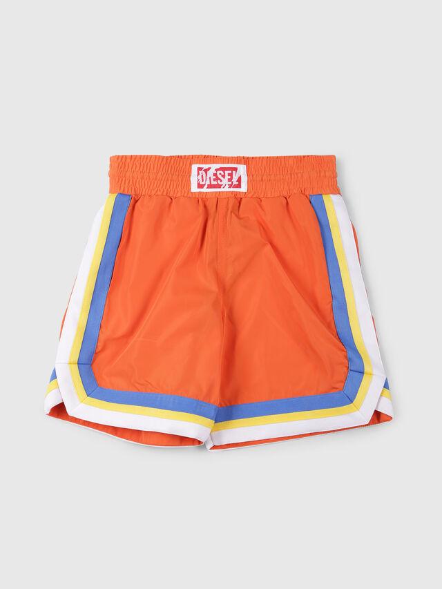 Diesel - PBOXER, Arancione - Shorts - Image 1