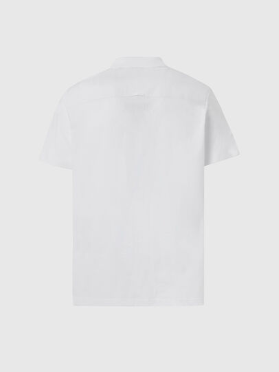 Diesel - T-TASK-POLO, Bianco - Polo - Image 2
