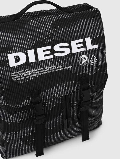 Diesel - VOLPAGO BACK, Nero - Zaini - Image 5