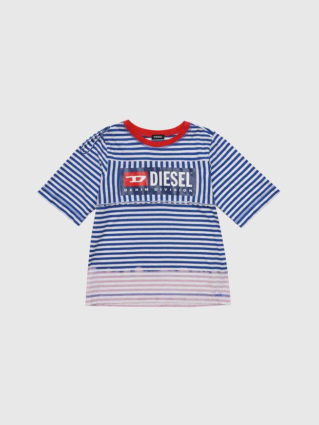 TJVANE, Blu/Bianco - T-shirts e Tops