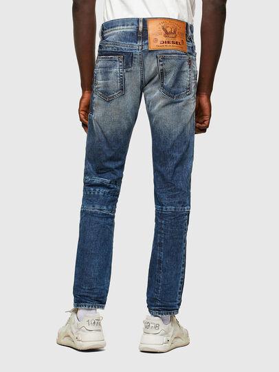 Diesel - D-Strukt 009NI, Blu medio - Jeans - Image 2