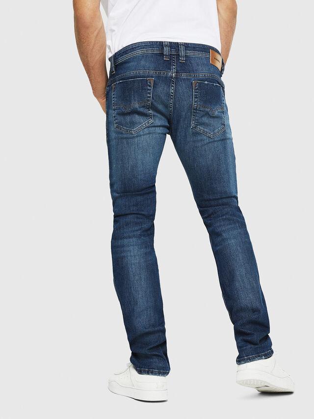 Diesel - Safado C89AR, Blu Scuro - Jeans - Image 2