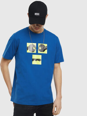 T-JUST-T23, Blu - T-Shirts