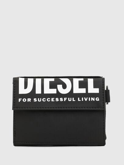 Diesel - YOSHI II, Nero - Portafogli Piccoli - Image 1