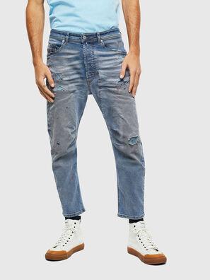 Narrot 009BN, Blu medio - Jeans