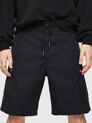 P-AIMI-P, Nero - Shorts