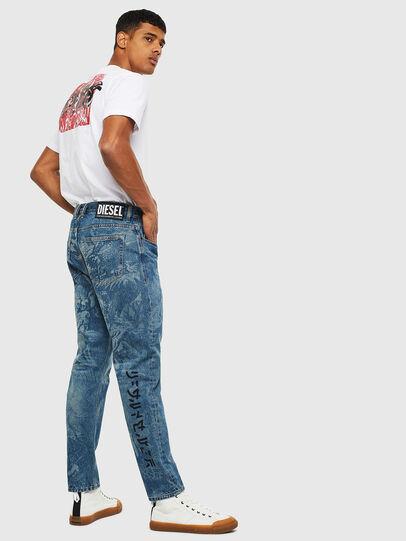 Diesel - D-Vider 0079D, Blu medio - Jeans - Image 7