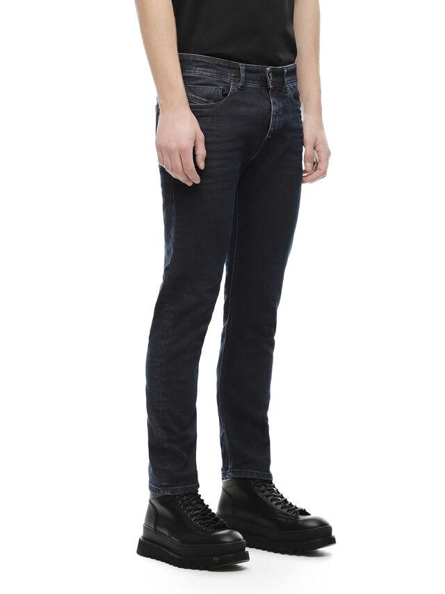 Diesel - TYPE-2814, Blu Scuro - Jeans - Image 3