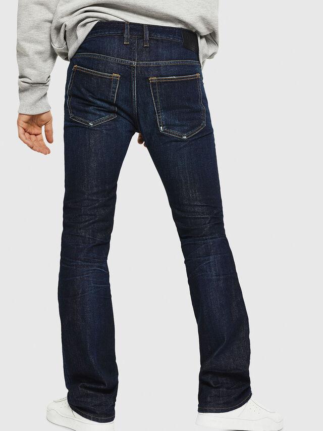 Diesel - D-Ligenz 088AN, Blu Scuro - Jeans - Image 2