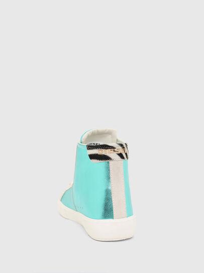 Diesel - S-MYDORI MC W, Azzurro - Sneakers - Image 4