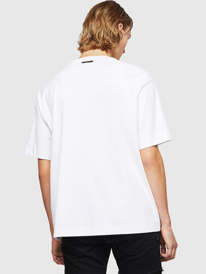 Diesel - TEORIALE-X2, Bianco - T-Shirts - Image 2