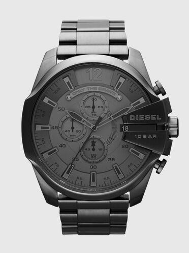 Mega Chief orologio con placcatura nera