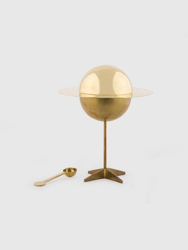 Living 10874 COSMIC  DINER, Oro - Accessori casa - Image 1