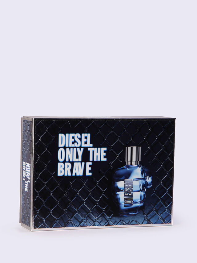 ONLY THE BRAVE 50ML GIFT SET, Blu