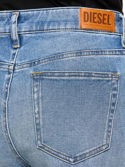 Diesel - D-Joy 009EU, Blu Chiaro - Jeans - Image 4