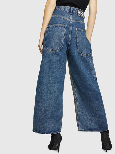 Diesel - D-Luite 0078E, Blu medio - Jeans - Image 2
